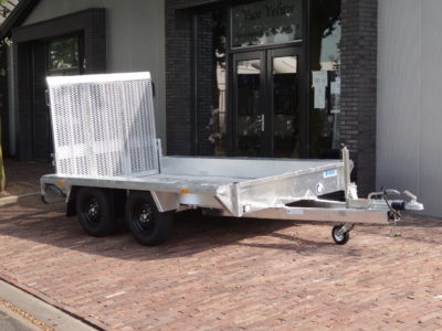 Hapert machinetransporter Indigo LF2 veluw putten
