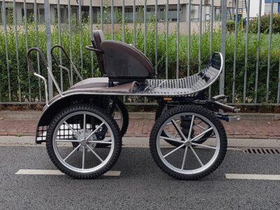 Nieuw type Leica marathonwagen Veluw Putten