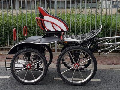 Veluw marathonwagen gebruikt