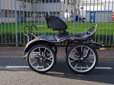 marathonwagen ergonomic van veluw putten gebruikt