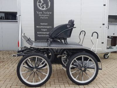 leica buggy nieuw type marathonwagen veluw putten enkelspan pony