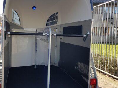 Bockmann trailer met koetsenframe mentrailer veluw putten nieuw
